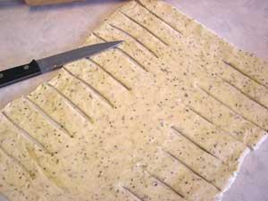 dolgulu ekmek